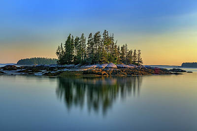 Designs Similar to Weir Island, Maine by Rick Berk