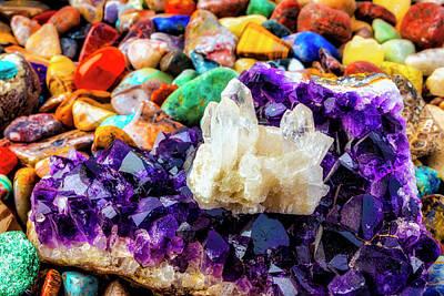 Designs Similar to White And Purple Quartz