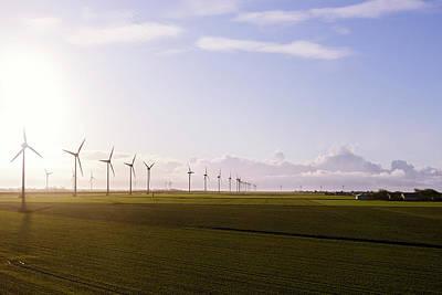 Designs Similar to Windturbines At German Coast