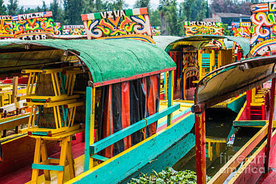 Designs Similar to Xochimilco, Mexico City