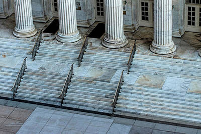 Designs Similar to Courthouse Steps by Mike Braun