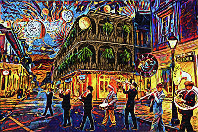 New Orleans Original Artwork