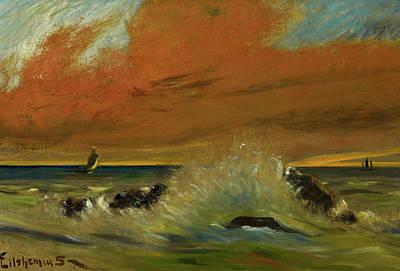 Designs Similar to Sunset, 1916