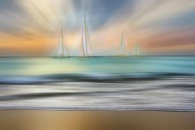 Designs Similar to White Sails Dreamscape
