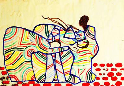 Ugandan Ceramics Prints
