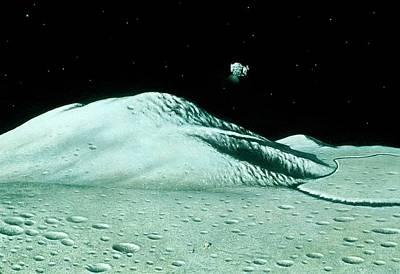 Designs Similar to Apollo 15 Departs The Moon