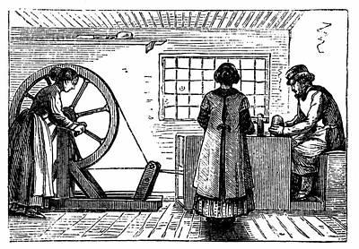 Potters Wheel Art Prints