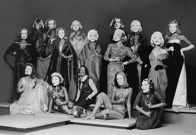 Metropolitan Museum Of Costume Institute Photographs