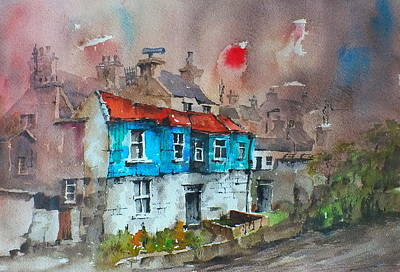 Dereliction Paintings