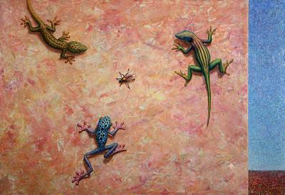 Lizard Art Prints