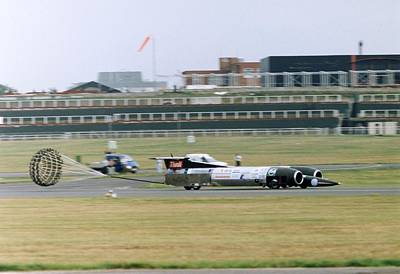 Designs Similar to Thrust Ssc Supersonic Car Tests