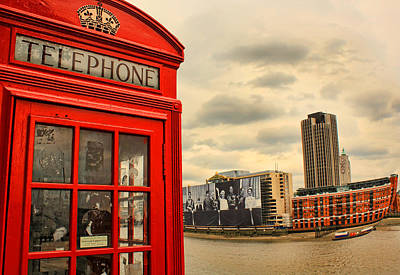 Designs Similar to London Calling by Jasna Buncic