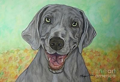 Megan Cohen: Pup Art