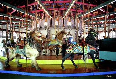 Designs Similar to Forest Park Carousel