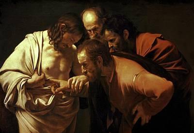 Incredulity Paintings Original Artwork
