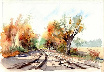Designs Similar to Indian Summer I by Suzann Sines