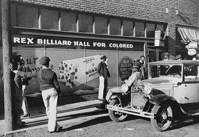 Jim Crow Era Prints