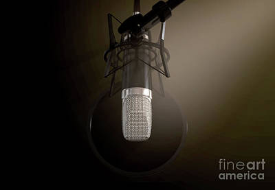 Designs Similar to Dramatic Condenser Microphone 6