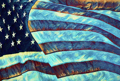 Designs Similar to Americana Flag by Dan Sproul