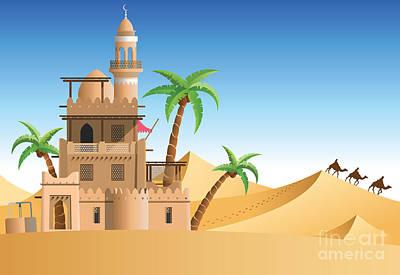 Designs Similar to Oasis In The Desert