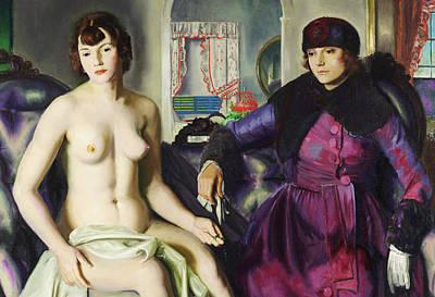 Designs Similar to Two Women, 1924