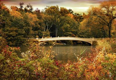 Designs Similar to Bow Bridge Autumnal Tones