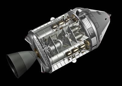 Designs Similar to Apollo Command Service Module
