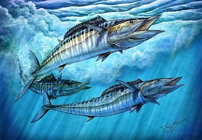 King Mackerel Prints