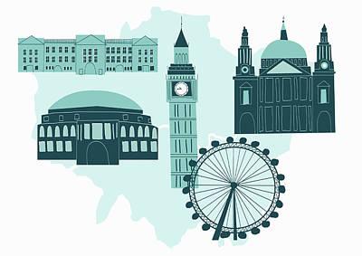 Designs Similar to Historical London Landmarks