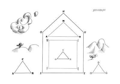 Pentagonal Prints