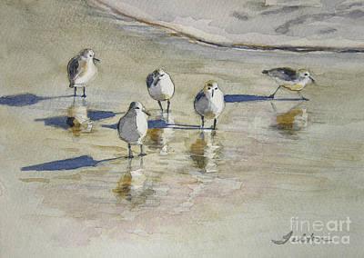 Watercolor Cards Prints