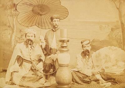 Orientalists Photographs Original Artwork