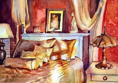 Bed Spread Original Artwork
