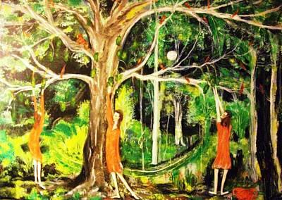 Cherimoya Paintings