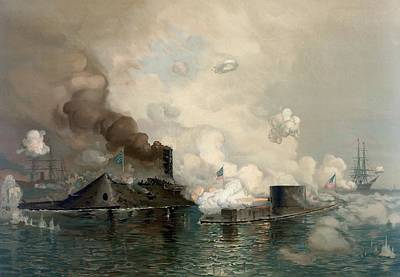 Battle Of The Atlantic Art Prints