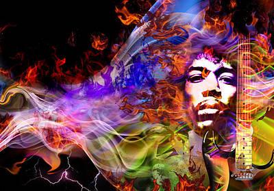 Psychedelia Digital Art