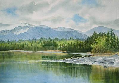 Kenai Lake Prints