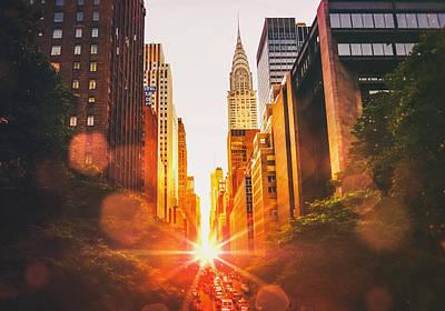 Chrysler Building Photographs