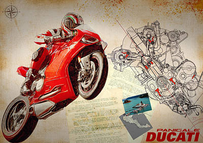Designs Similar to Ducati Panigale by Yurdaer Bes