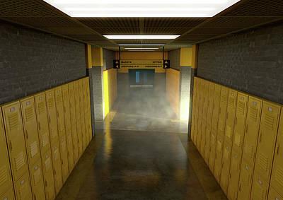 Designs Similar to Yellow School Lockers Dirty