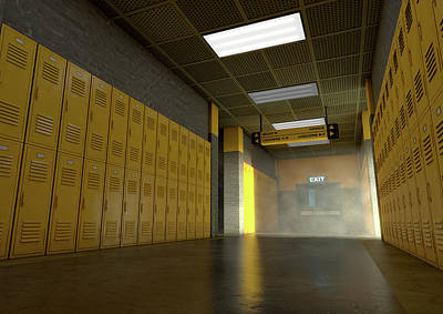Designs Similar to Yellow School Lockers Dirty
