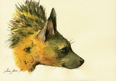 Hyena Art
