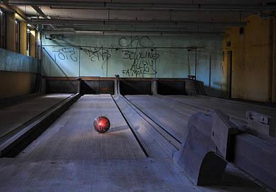 Abandoned Insane Asylum Photographs