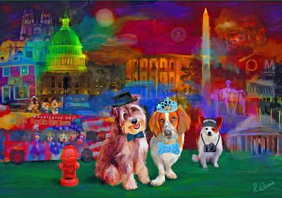 Whitehouse Digital Art