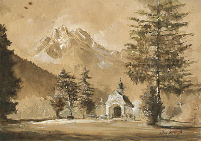Designs Similar to Chapel In The Forest