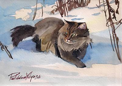 Designs Similar to Forest Cat by Yuliya Podlinnova
