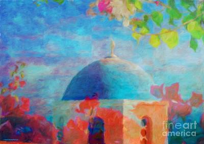 Monet Digital Art Original Artwork