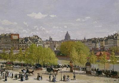 Designs Similar to Quai Du Louvre In Paris