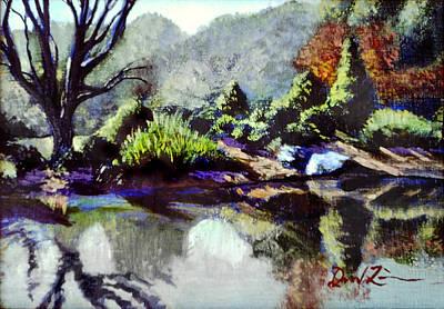 Brookside Gardens Paintings Prints