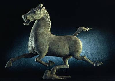 Flying Horse Of Gansu Art